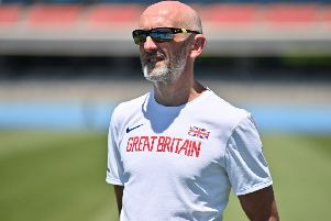 Neil Black has been left in an awkward position as a result of supporting Alberto Salazar who has been banned over doping offences. Picture: AFP/Getty
