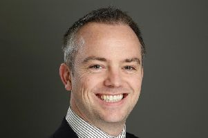 Alistair Urquhart, associate director at CBRE. Picture: Contributed