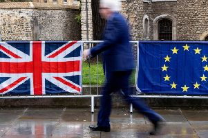 It's not the current Brexit gridlock that worries Bill Jamieson most (Picture: AFP/Getty)