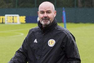 Scotland manager Steve Clarke insists there is still plenty to play for. Picture: Paul Devlin/SNS