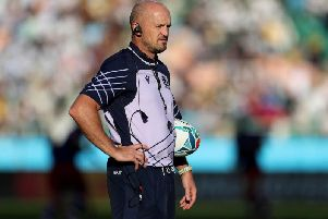 Is Gregor Townsend's time up as Scotland head coach?