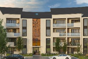The property element will comprise 214 one and two-bedroom flats, 38 cottages and an 80-bed care home.