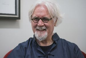 Billy Connolly has revealed he has been haunted by stage fright for decades and finds his home city of Glasgow the most difficult place to perform. Picture: John Devlin
