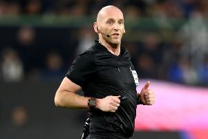 Scottish referee Bobby Madden could miss out on major European and international matches. Picture: Martin Rose/Getty Images