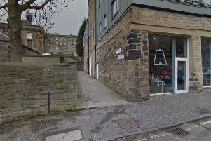 Old Infirmary Lane. Pic: Google Maps.