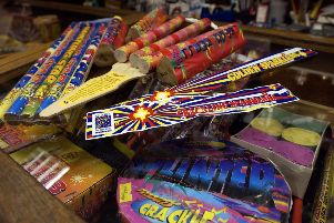 Guy Fawkes night is approaching but you will not be able to buy fireworks from Sainsbury's.