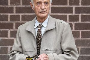 The 81-year-old man's lawyer said his isolation was the trigger for his involvement in the event. Picture: PA