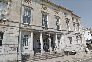 Mr Fagan appeared at Lewes Crown Court. Picture: Google Street View