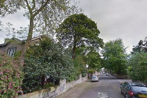 The male suspect later returned to the address on Russell Place and demanded he was owed a further amount of cash. Picture: Google