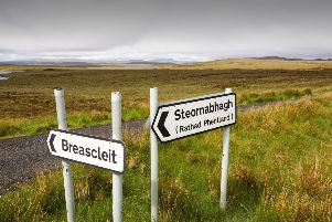 Gaelic speaking has declined alarmingly in its heartlands. Picture: Shutterstock