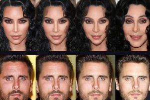 The app allows users to find their celebrity lookalike and is already taking social media by storm.
