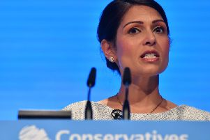 Britain's Home Secretary Priti Patel has proposed a new points-based system for the north of England.