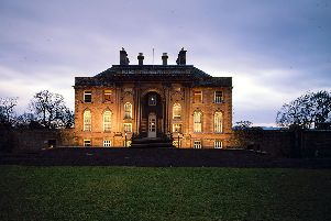 House of Dun is one of the most haunted sites in Scotland (NTS)