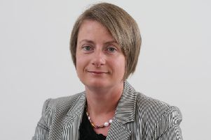 GenAnalytics director Jane Gott believes firms can close their pay gaps. Picture: Colin Meams