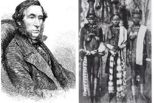 Dr William Balfour Baikie, of Kirkwall in Orkney, made an impact on the Igbo people of the River Niger (right) after becoming shipwrecked in the area in the mid 19th Century. PIC: Creative Commons.