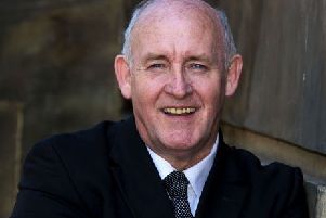 Prof Ian Welsh OBE, chief executive, the Health and Social Care Alliance Scotland (the ALLIANCE).
