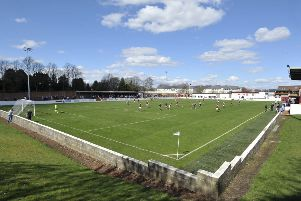 Brown Ferguson's Linlithgow Rose will host Falkirk at prestonfield next month
