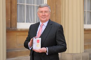 The Hon Lord Kinclaven, OBE, is a Senator of the College of Justice