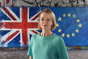 Laura Kuenssberg's reporting about Brexit has been exemplary, says Brian Wilson (Picture: Jeff Overs)
