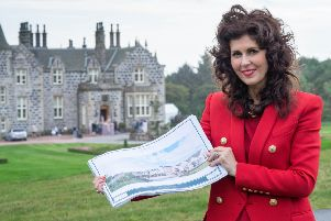Sarah Malone, executive vice-president of Trump International Scotland, said the Trump family is frustrated by an inability to pursue foreign deals.