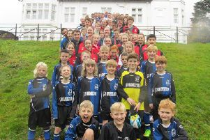 Research published by OSS showed the proportion of 11 to 12-year-olds taking part in sport at least once a week outside school had decreased from 77 per cent to 70 per cent between 2014 and 2017.