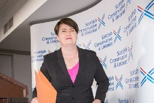 Ruth Davidson. Picture: Getty