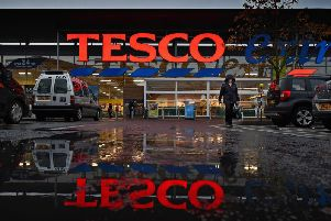 The deal is part of Tesco's goal to use 100 per cent renewable electricity by 2030. Picture: Jeff Mitchell