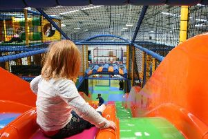 The FunFactory in Dundee, a children's soft play experience, is one example of a social enterprise, a business run for the benefit of those who use it, not to make profits for the owners or shareholders