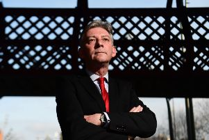 Scottish Labour leader said a second independence referendum was not a priority for his party. Picture: John Devlin