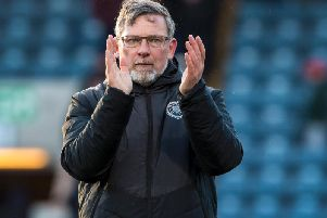Craig Levein was relieved of his duties as Hearts manager on Thursday.
