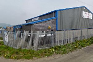 The Fife-based recycling centre closed earlier this week after suspected human remains were found.