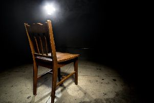 Is your living room for living in or interrogating suspected terrorists like Kevan Christie used to do in his (probably made up) days in the special forces (Picture: iStockphoto/Getty)