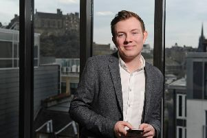 Cally Russell, founder and CEO of Mallzee, said the move was 'the next logical step'. Picture: Neil Hanna