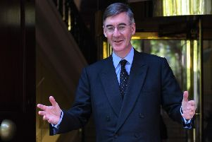 """Jacob Rees-Mogg has """"profoundly"""" apologised for his comments. Picture: PA"""
