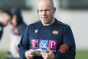 Edinburgh coach Richard Cockerill believes the credibility of the Pro14 is being damaged by poor refereeing. Picture: Paul Devlin/SNS/SRU