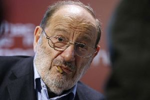 Umberto Eco PIC: Francois Guillot / AFP Photo/Getty Images