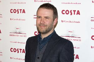 Andrew Michael Hurley PIC: Luca Teuchmann/Getty Images