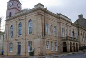 Jedburgh Justice of the Peace Court.