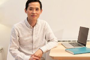 Former Hyundai engineer-turned-physiotherapist Chongsu Lee founded Pacla Medical. Picture: Contributed