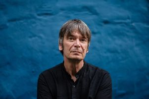 Ian Rankin will relaunch espionage thriller Westwind, which has been out of print since its first edition of just 1,000 copies in 1990. Picture: Getty Images