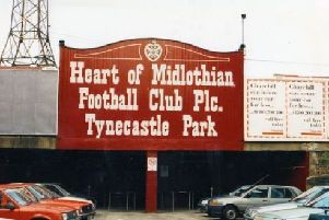 Alan Pattullo: Surely Hearts' much-missed Gorgie Road sign didn't end up as firewood?