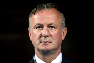 Michael O'Neill is Stoke City's new manager. Picture: Tim Goode/PA Wire