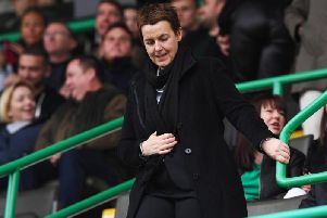 Hibs chief executive Leeann Dempster. Picture: SNS