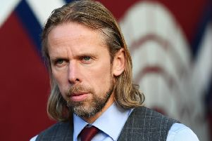Interim manager Austin MacPhee guided Hearts to a 5-2 win over St Mirren. Picture: Ross Parker/SNS