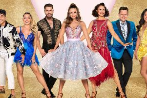 The lineup for Strictly Come Dancing Live was announced on November 11 (BBC)