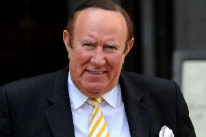 Will Andrew Neil eventually come with a 'white, middle-aged male' warning? (Picture: Nick Ansell/PA Wire)