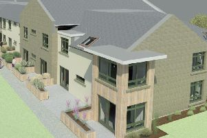 An artist impression of part of the new Livingston home. Image: Contributed