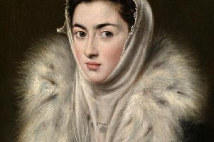 Lady in a Fur Wrap is now attributed to Alonso Sanchez Coello (1531-1588) (Picture: Copyright CGS CIC Glasgow Museums Collection)