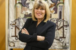 Sandy Maxwell-Forbes, centre director for the Great Tapestry of Scotland' visitor attraction in Galashiels.
