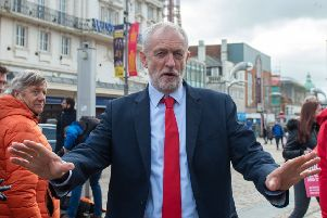 Labour Party leader Jeremy Corbyn. Picture: Joe Giddens/PA Wire